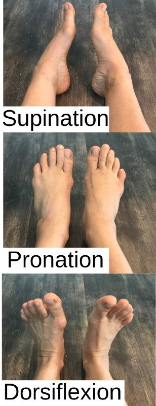 foot-motion